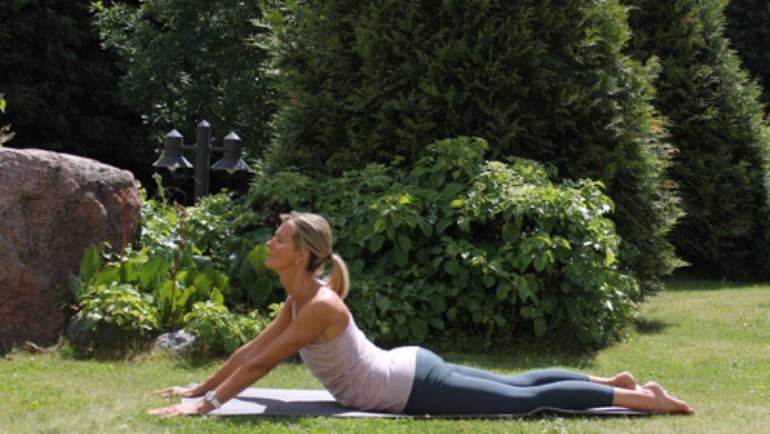 The secret behind Yin yoga
